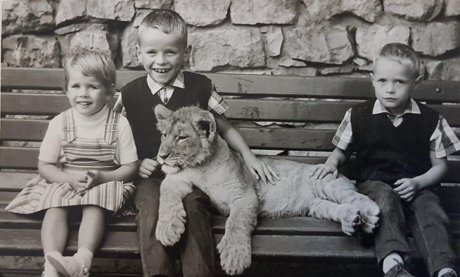 Zoologischer Garten 1960