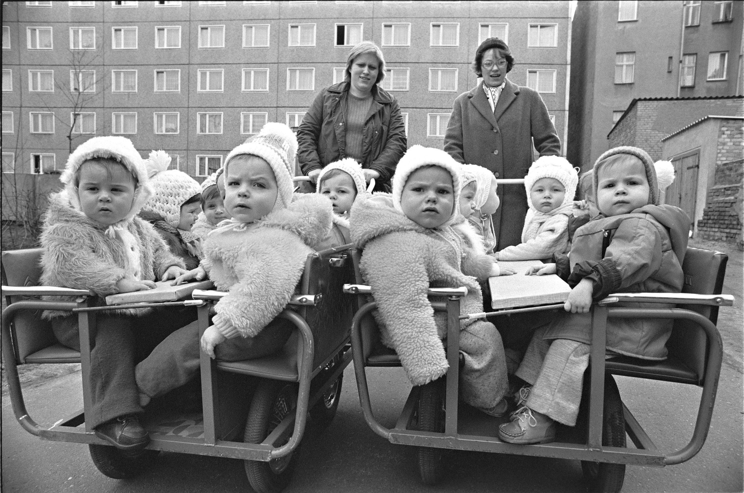 Zeitgeist - Kindergärten