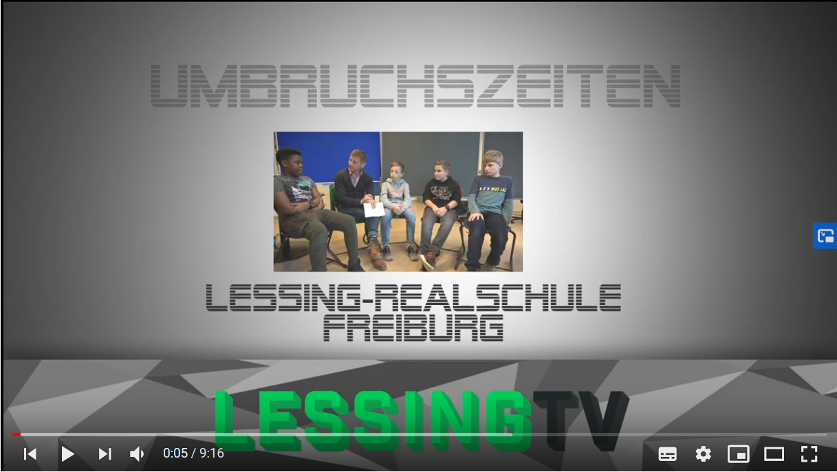 Der Mauerfall – Lessing TV recherchiert
