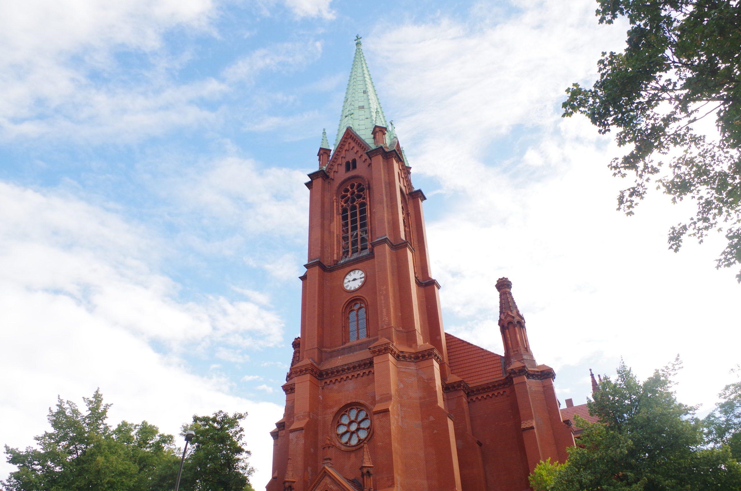 Die Evangelische Kirche im Wandel