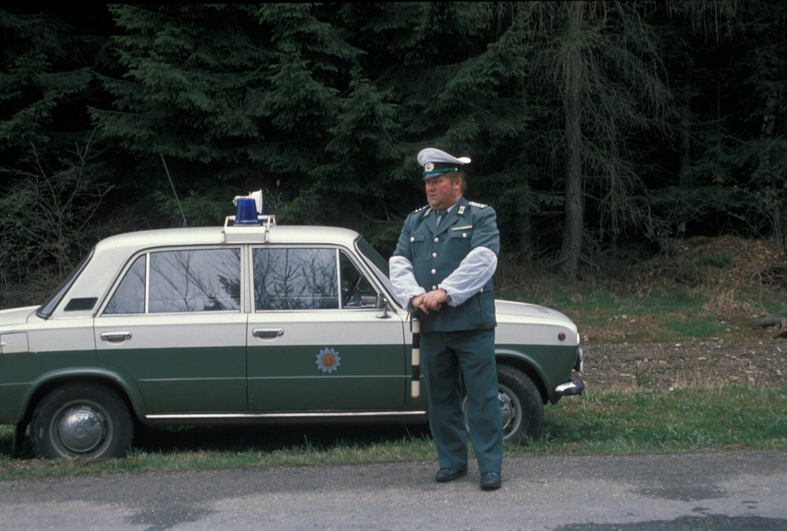Der Weg zur demokratischen Polizei