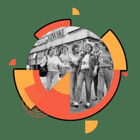 Jugendliche in der DDR